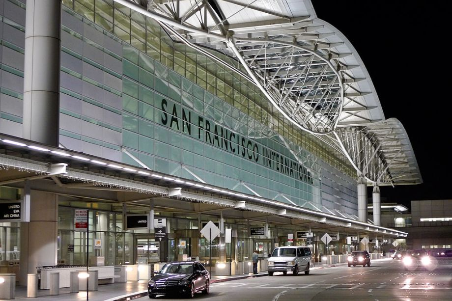 By Håkan Dahlström - originally posted to Flickr as SFO international terminal, CC BY 2.0, https://commons.wikimedia.org/w/index.php?curid=10615771